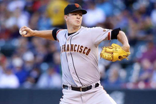 Matt Cain Injury: Updates on Giants Pitcher's Status and Return