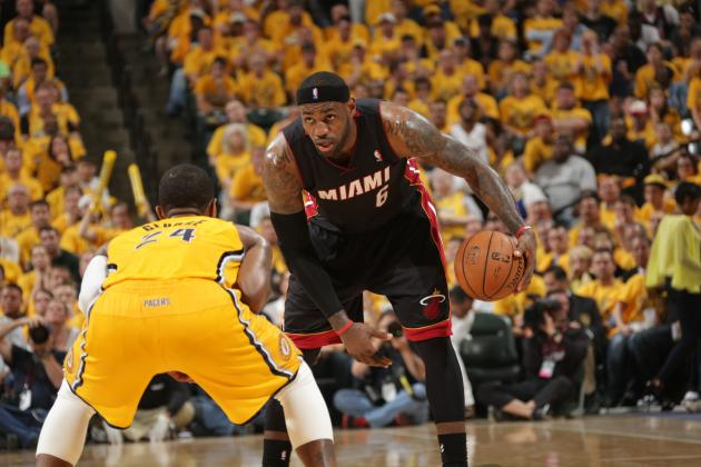 Miami Heat Exposing Indiana Pacers' Lack of True Star Power