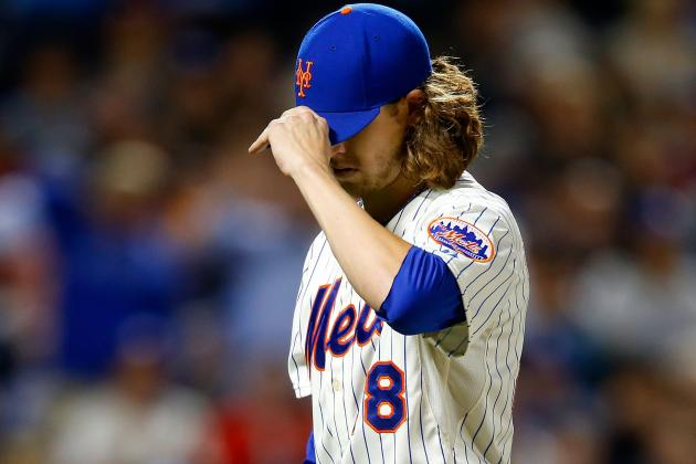 DeGrom Allows Three HRs as Mets Lose 6th in 7 Games
