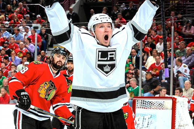 Kings vs. Blackhawks: Game 2 Score and Twitter Reaction from 2014 NHL Playoffs