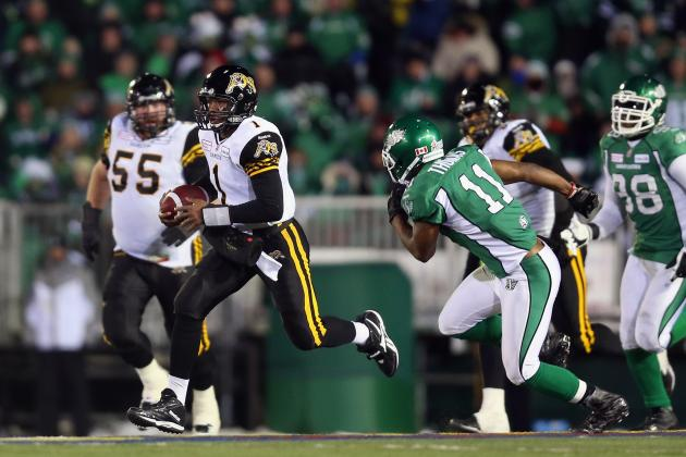 CFL Collective Bargaining Talks Stall, Putting 2014 Season in Jeopardy