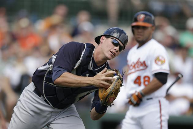 New York Yankees' Peter O'Brien Tearing It Up in the Minors