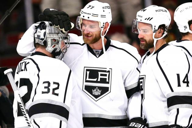 Kings' Epic Comeback Makes Western Conference Final a Brand New Series