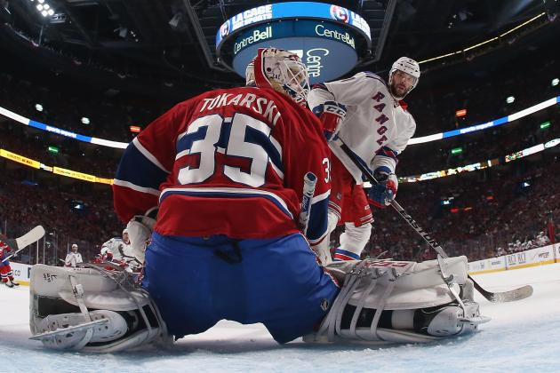 Montreal Canadiens vs. New York Rangers: Preview and Prediction for Game 3
