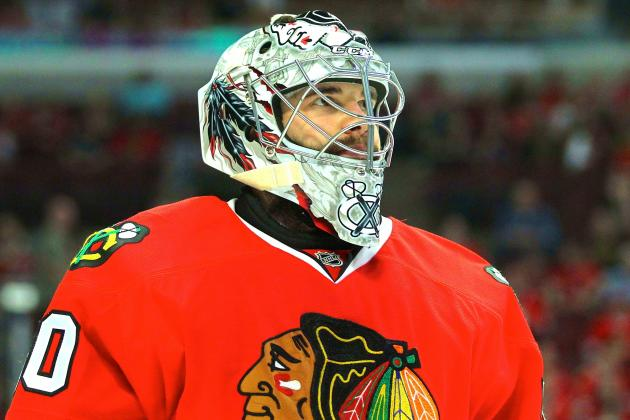 Who's to Blame for Blackhawks' 3rd Period Collapse in Game 2 vs. Kings?