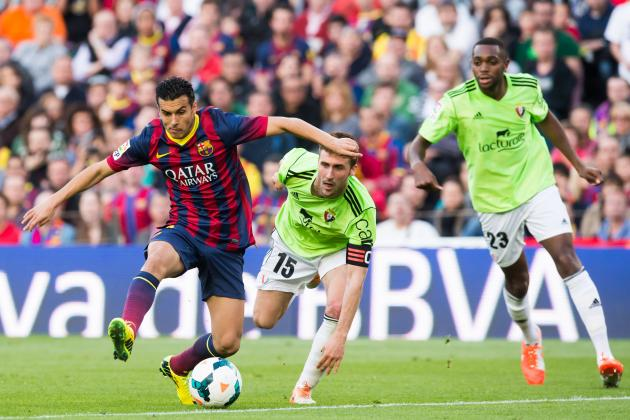 Liverpool Transfer News: Pedro Deal on as Reds Discover Barcelona Open to Sale