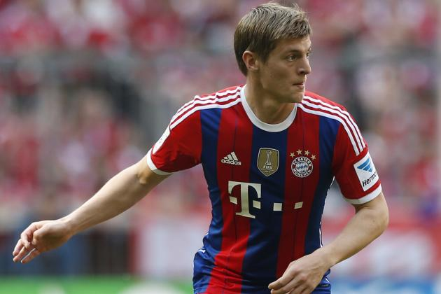 Manchester United Transfer News: Toni Kroos Deal Close, Arjen Robben to Follow