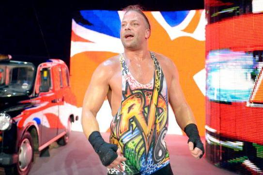 Rob Van Dam Must Put Wade Barrett over Rather Than Win Intercontinental Title