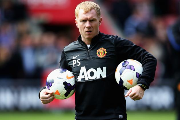 Paul Scholes Expects Louis Van Gaal Axe, Talks Toni Kroos and Wayne Rooney