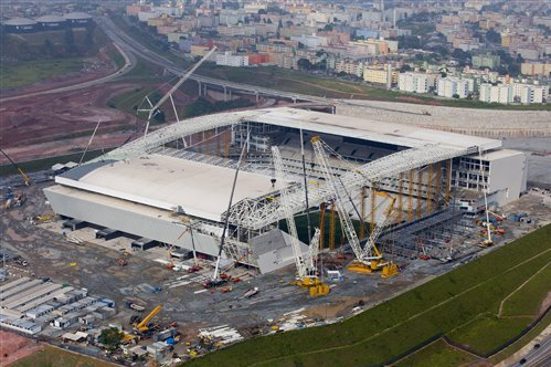 Race Against Time on Final Brazil World Cup Stadiums