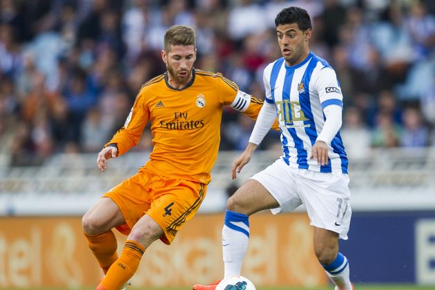 Arsenal Transfer News: Latest on Carlos Vela, Stephan El Shaarawy, James Milner