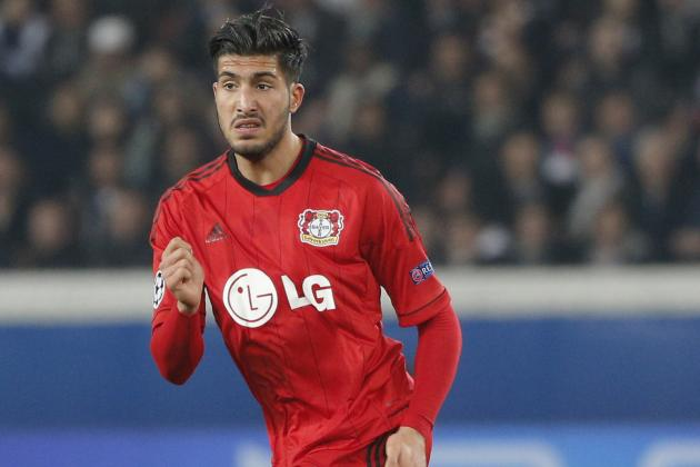 Liverpool Transfer News: Emre Can Told to Stay at Leverkusen by Bayern Munich