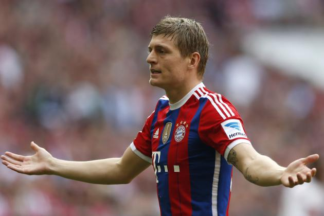 Toni Kroos Won't Get New Bayern Contract Offer Reveals President Karl Hopfner