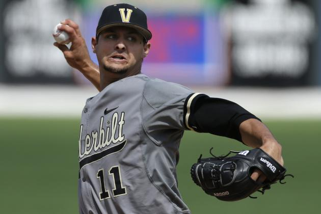 MLB Draft Order 2014: Team-by-Team Selection List for This Year's Showcase