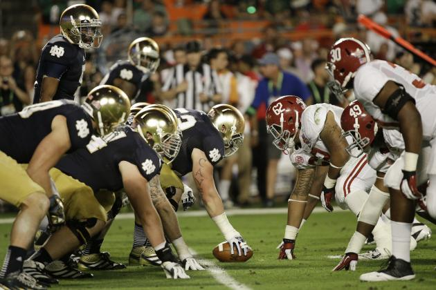 Notre Dame vs. SEC Opponent During Regular Season Needs to Happen