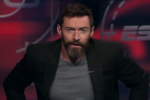 Hugh Jackman Calls Out John Cena on SportsCenter