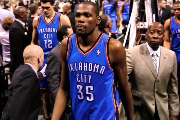 Thunder Need Perfect Performance to Beat Dominant Spurs in Conference Finals