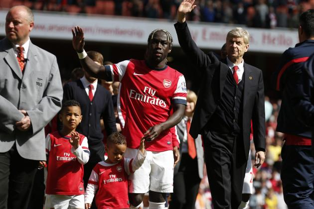 Bacary Sagna to Manchester City: Champions Reportedly Sign Arsenal Star
