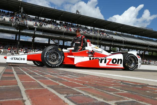 Indy 500 Qualifying: Complete 2014 Starting Grid, Times and Speeds