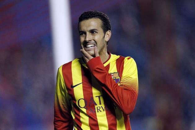 Imagining a Liverpool Team to Include Luis Suarez and Barcelona Forward Pedro