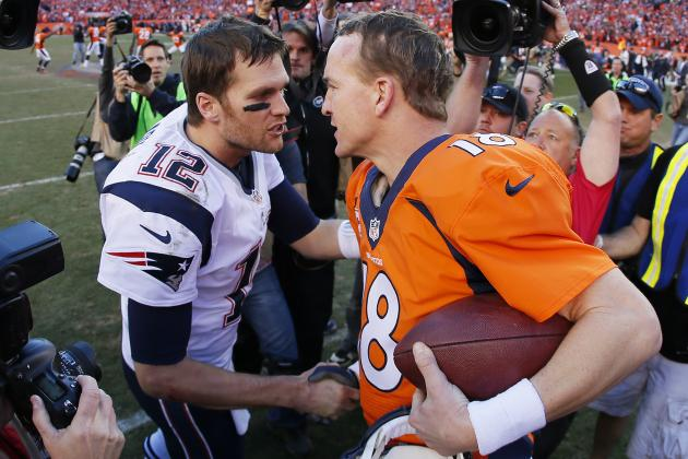 New England Patriots, Denver Broncos Planning QB Succession