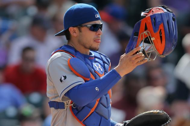 NY Mets Catcher Travis D'Arnaud Passes Concussion Test