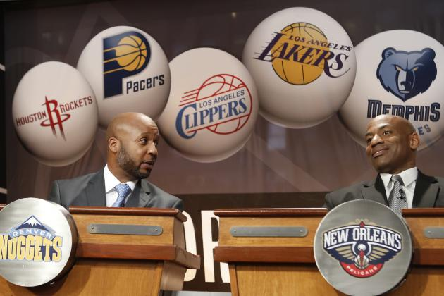 NBA Draft 2014: Complete Order and Projections for Top Players