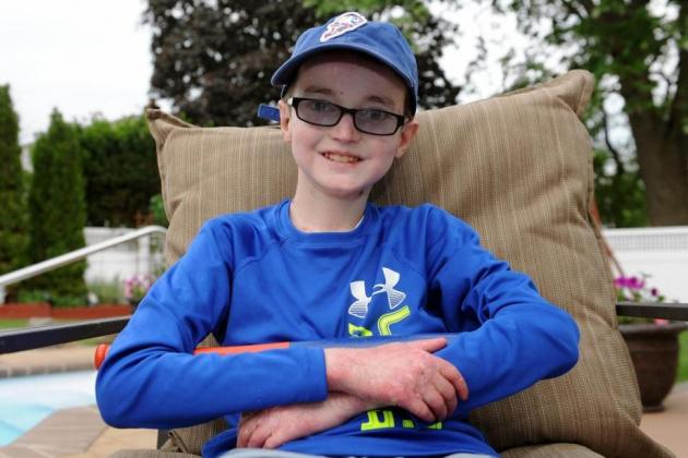 Long Island Boy with Rare Disease Hopes Mets' David Wright Can Help Get...