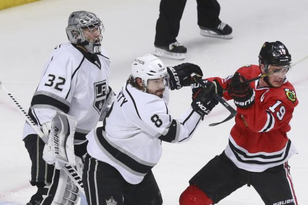 Stanley Cup Playoffs 2014: Updated 3rd-Round Bracket, Schedule and Odds