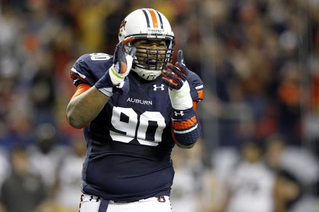 Auburn Football: Tigers D-Line Holds the Key to Playoff Run