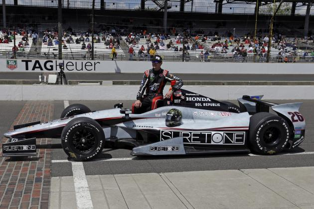 Indy 500 Lineup: Full List of Drivers and Qualifying Times for Marquee 2014 Race