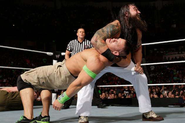 John Cena Winning at Payback Would Be Waste of Bray Wyatt Feud