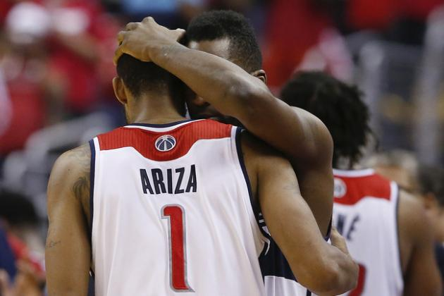 Silver Linings from the Washington Wizards' 2014 NBA Playoffs Run