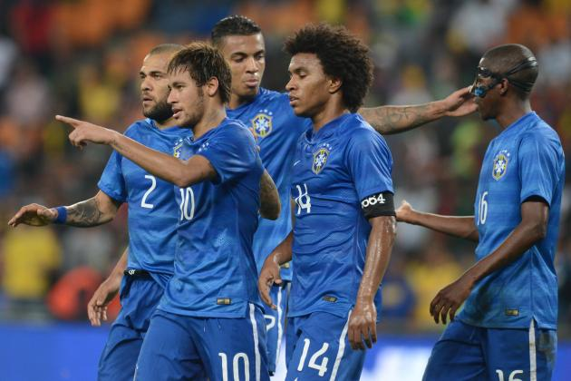 World Cup Groups 2014: Odds, Table Predictions and FIFA Tournament Preview