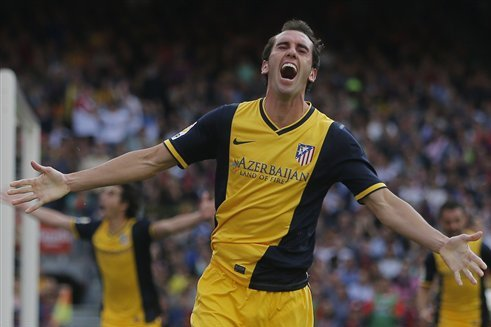 Atletico Madrid Wins First La Liga Title Since 1996, Snaps 9-Year Run by Giants
