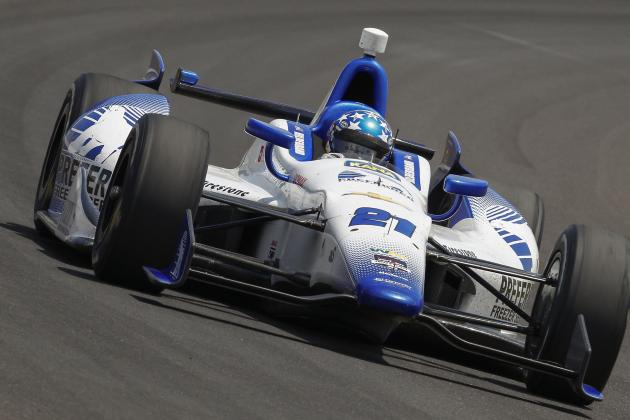 Indy 500 Lineup 2014: Starting Grid and Breakdown of Sunday's Thrilling Event