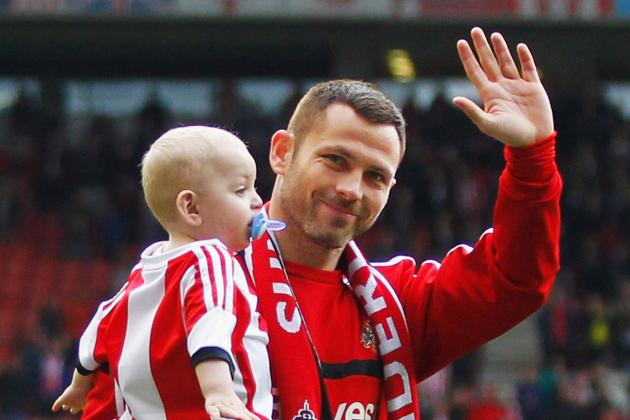 Stoke City Complete Phil Bardsley Signing