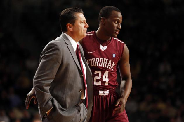 Fordham Adds Talent at a Crucial Time for the Program