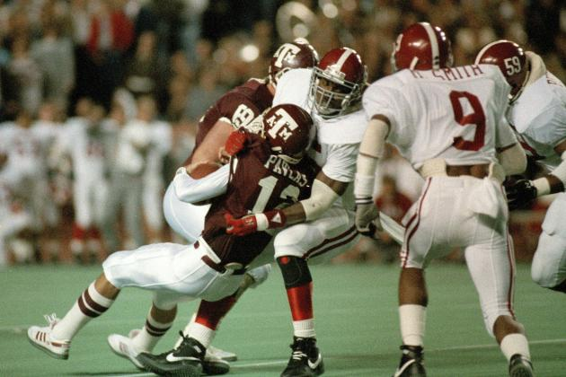 Alabama Football: Hall of Fame Finally Gets It Right, to Induct Derrick Thomas