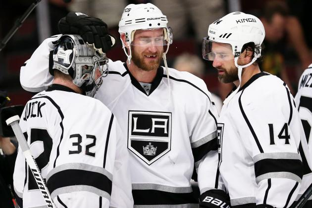 NHL Western Conference Final 2014: Schedule, TV Info for Kings vs. Blackhawks