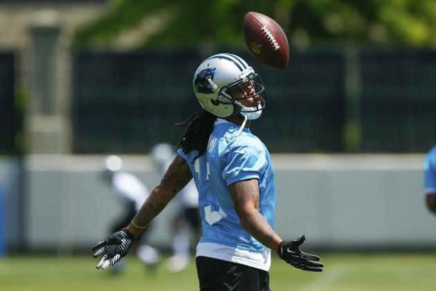 How Productive Will the Carolina Panthers' Wide Receiver Unit Be in 2014?