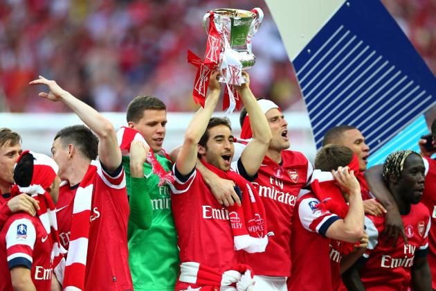 Arsenal Earns Record-Tying 11th FA Cup Title Behind Ramsey's Winner
