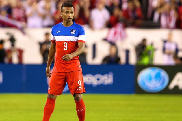 World Cup Future Must Be Right Now for USMNT Prodigy Julian Green