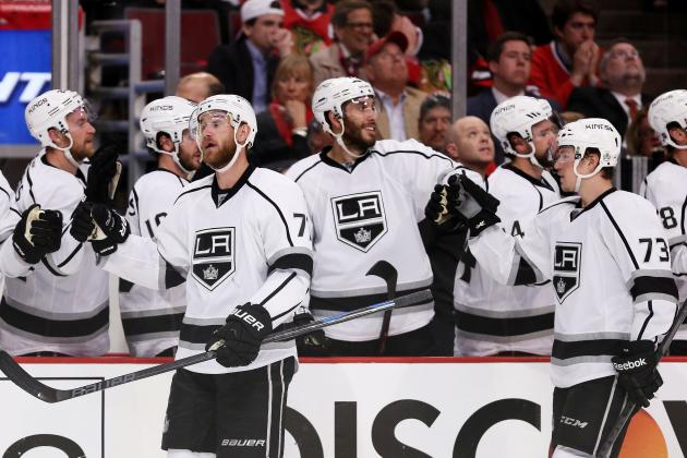 How the Los Angeles Kings Stole Home-Ice Advantage from the Chicago Blackhawks