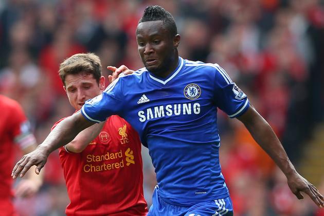 Inter Milan Hint at Interest in Chelsea Midfielder Jon Obi Mikel