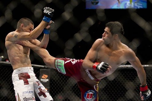 Barao vs. Dillashaw: Examining Each Fighter's Path to Winning UFC 173 Main Event