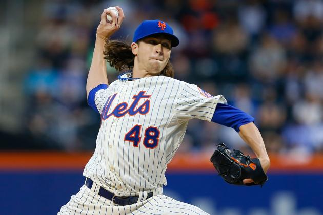 Jacob deGrom and Eric Campbell: Future Stars for the New York Mets?