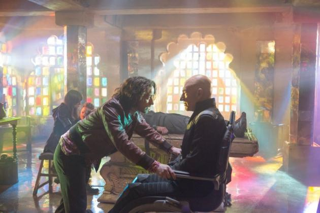 X-Men's Patrick Stewart Talks England, World Cup and That Liverpool-Palace Match