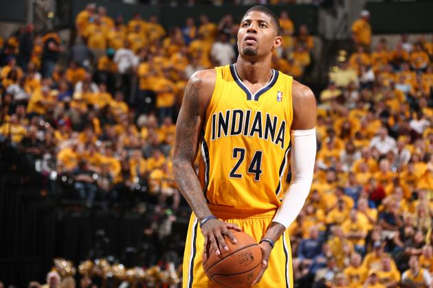 Paul George Missing Golden Opportunity to Cement Superstar Status vs. Miami Heat