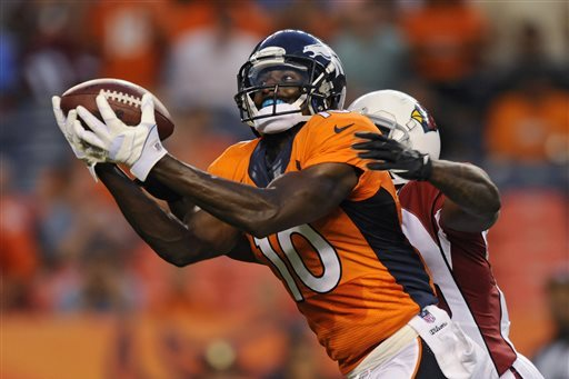 Denver Broncos' Gerell Robinson: Former Wide Receiver Now a Sleeper at Tight End